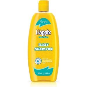 happix bebek şampuanı 200 ml normal boyut