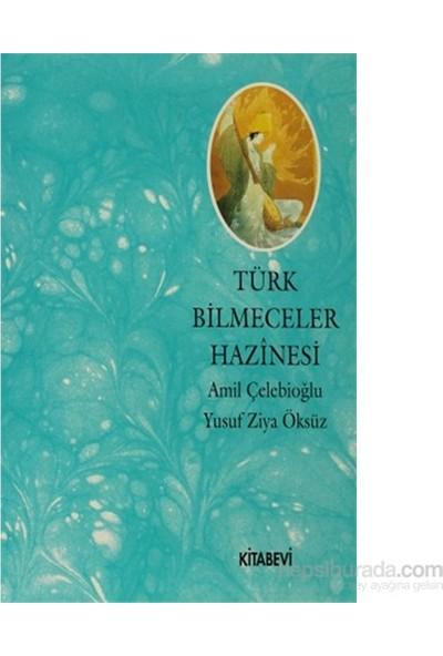 Türk Bilmeceler Hazinesi-Yusuf Ziya Öksüz