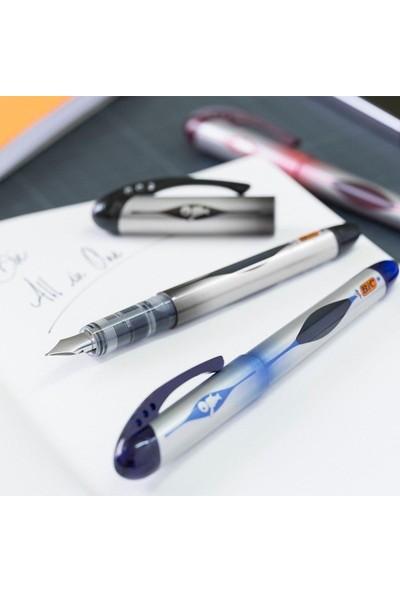Bic Dolma Kalem Tek Kullanımlık Mavi