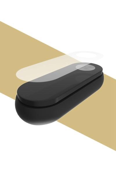 Case 4U Xiaomi Mi Band 2 Çizilmez Ekran Koruyucu