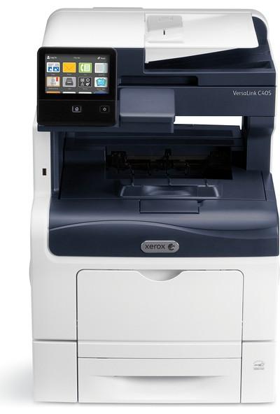 Xerox VersaLink C405_DN A4 Fotokopi + Tarayıcı+ Faks + Email + Renkli Dubleks Yazıcı