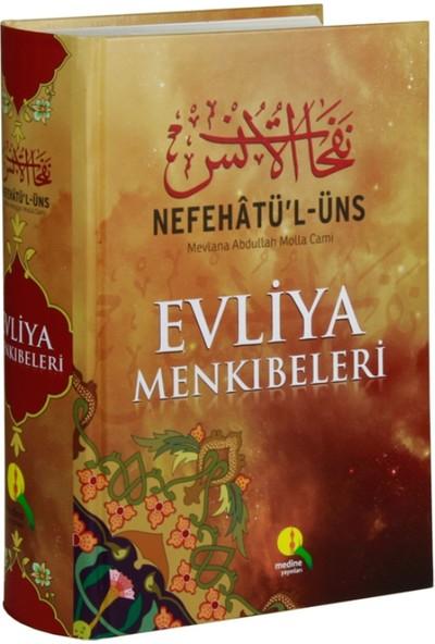 Nefehatü'L-Üns Evliya Menkıbeleri (İthal Kağıt Ciltli) - Mevlana Abdullah Molla Cami