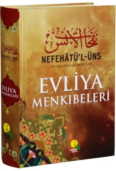Nefehatü'L-Üns Evliya Menkıbeleri (Şamua Kağıt Ciltli)