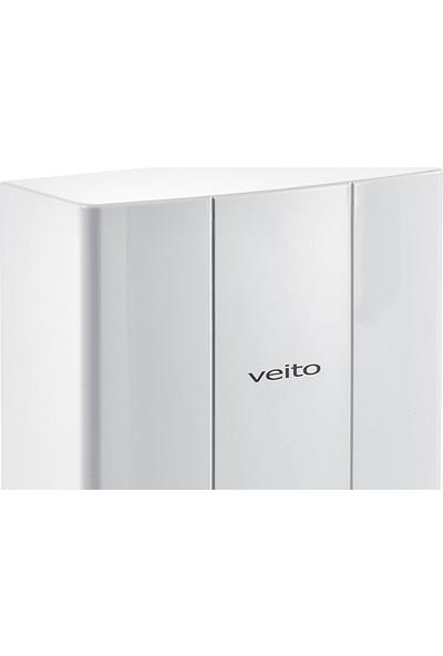 Veito Blue S Trifaze 3 Faz Merkezi Sistem Dijital Ayarlı Şofben