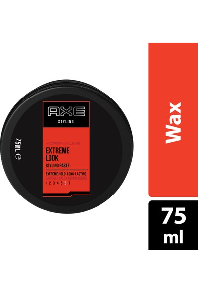 Axe Adrenaline Wax Klasik 75ml