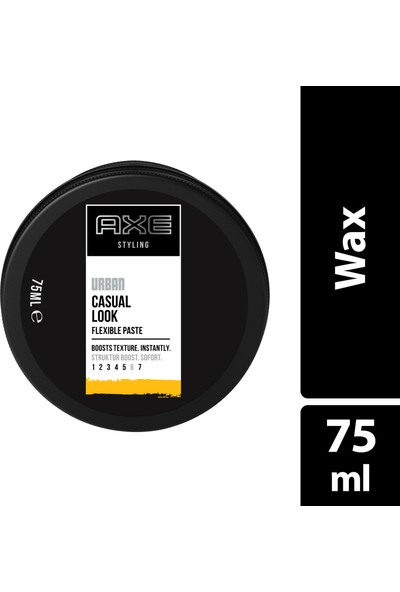 Axe Urban Wax Flexible 75ml