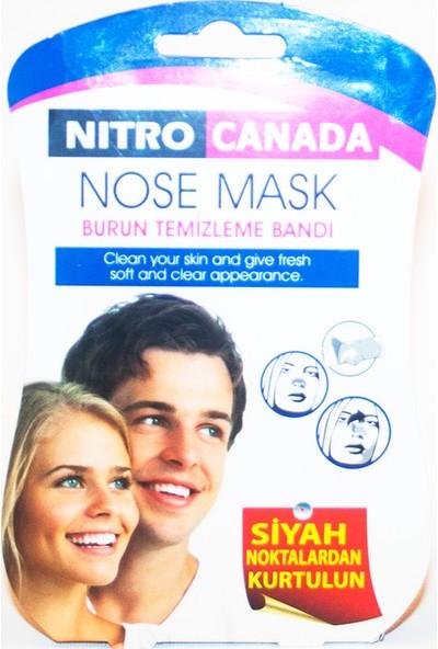 Nitro Canada Burun Temizleme Bandı - 5 Adet