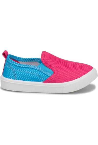 I Cool Fresh Fuşya Mavi Kız Çocuk Yürüyüş Ayakkabısı