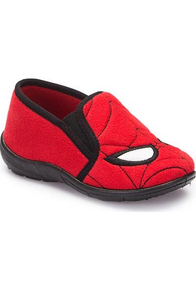 Spiderman A3360027 Kırmızı Erkek Çocuk Panduf