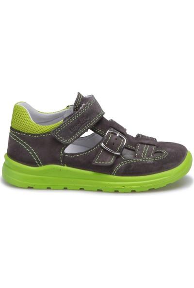 Superfit 00430-06 Pk Gri Erkek Çocuk Sandalet