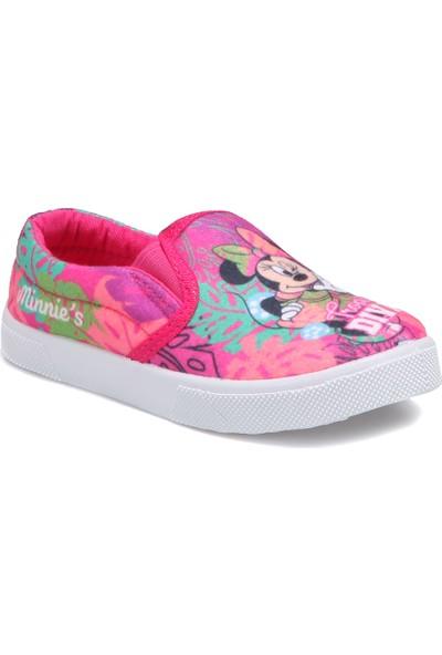 Mickey Mouse 73122T Pembe Kız Çocuk Sneaker Ayakkabı