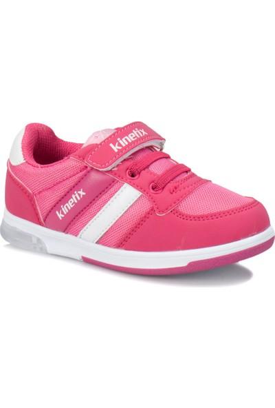 Kinetix Upton Fuşya Pembe Beyaz Kız Çocuk Sneaker Ayakkabı
