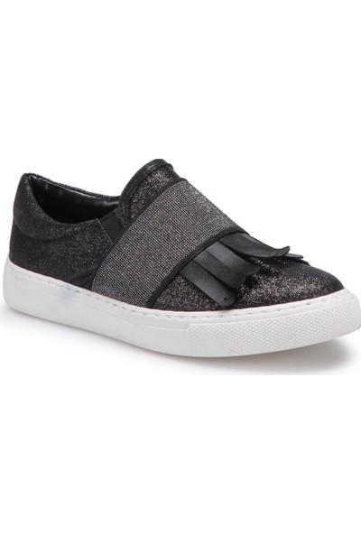 Kinetix Diona Siyah Kız Çocuk 337 Ayakkabı