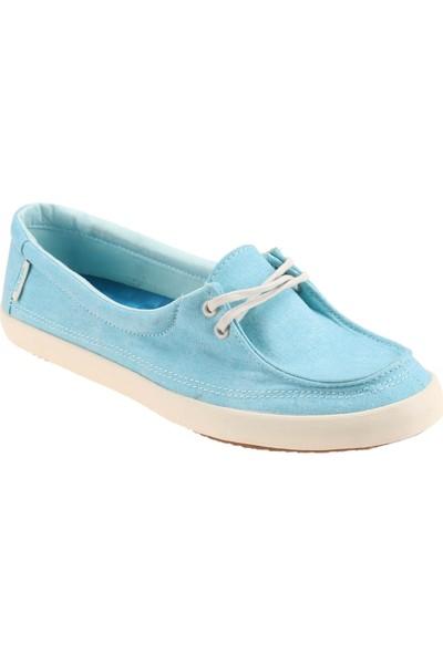 Vans Rata Lo Açık Mavi Kadın Sneaker Ayakkabı