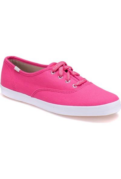 Keds Wf-46379 Kırmızı Kadın Sneaker Ayakkabı