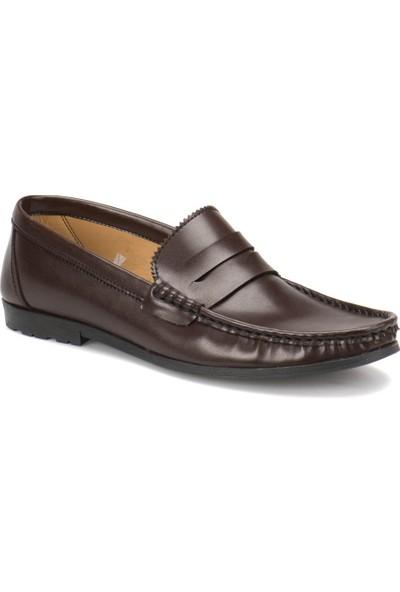 Garamond 4652 M 1602 Kahverengi Erkek Klasik Ayakkabı