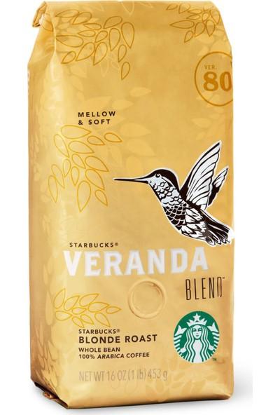 Starbucks Veranda %100 Arabica Çekirdek Kahve 250 Gr