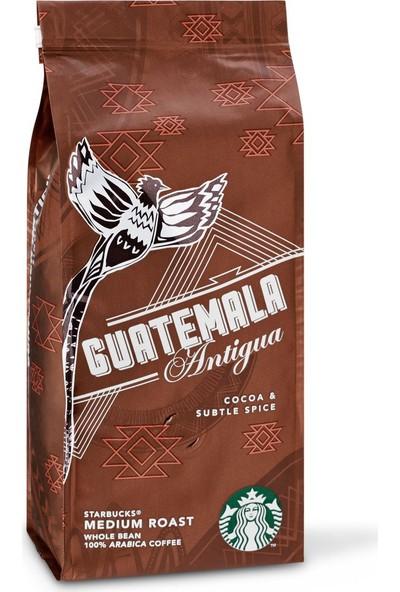 Starbucks Guatemala Antigua 250 Gr Filtre Kahve (Çekilmemiş)