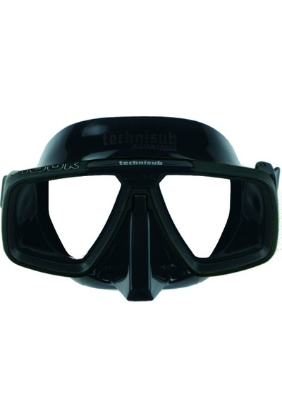 Technisub Maske Look Siyah-Siyah
