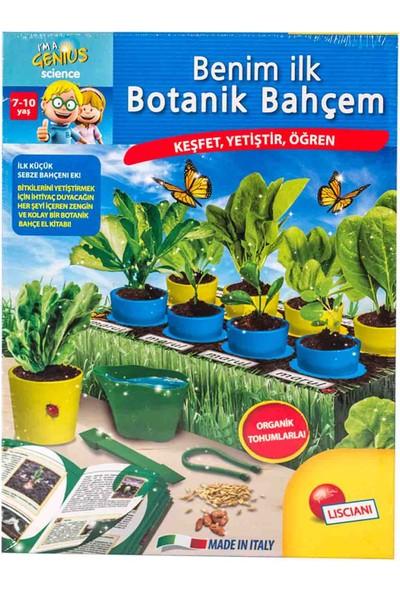 Lisciani Benim İlk Botanik Bahçem Çocuklar İçin Bilim Deney Seti / Keşfet Yetiştir Öğren