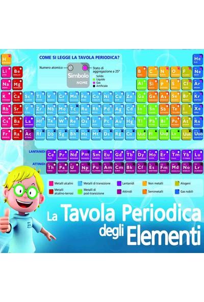 Lisciani Kimya 50 Süper Deney / Çocuklar İçin Bilim Deney Seti Gerçek Bir Laboratuvar