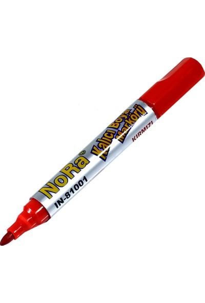 Kalıcı Marker Kalem Kırmızı