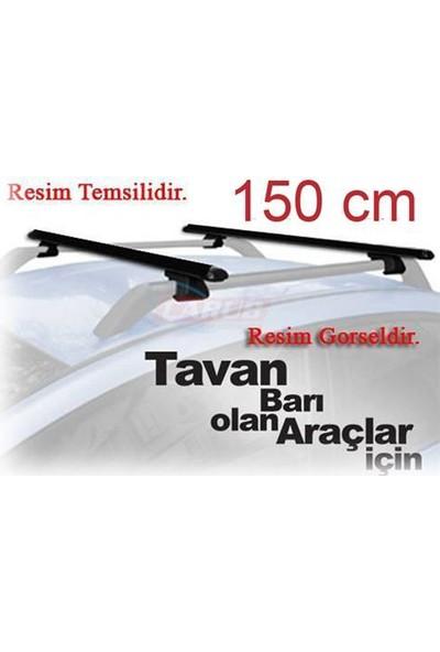 Nettedarikcisi Oto Tavan Sörf Bagaj Atkısı Ara Bar Ayarlı 150cm 2Li