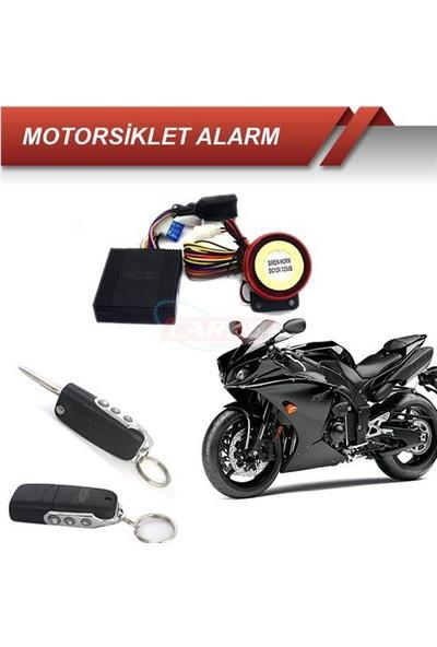 Nettedarikcisi Motorsiklet Alarmı Kumandalı Sustalı Küçük