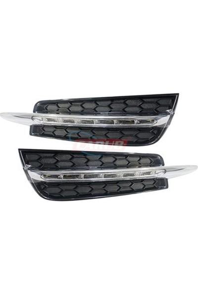 Nettedarikcisi Sis Lambası 12V Günışığı Led Chevrolet Cruze Be