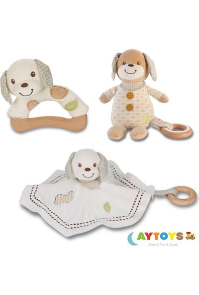 Aytoys Peluş Köpekcik Set