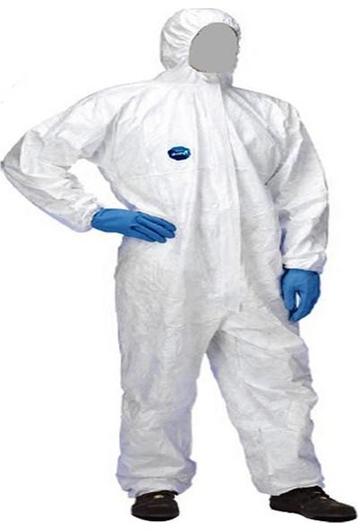 Dupont Tyvek Kimyasal Tulum