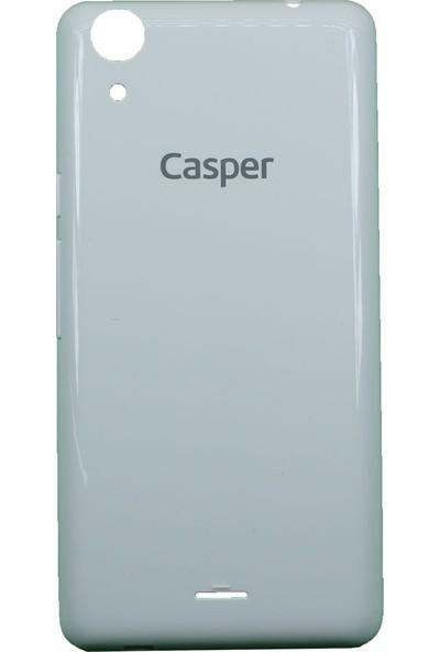 Casper Via V3 Arka Kapak Beyaz
