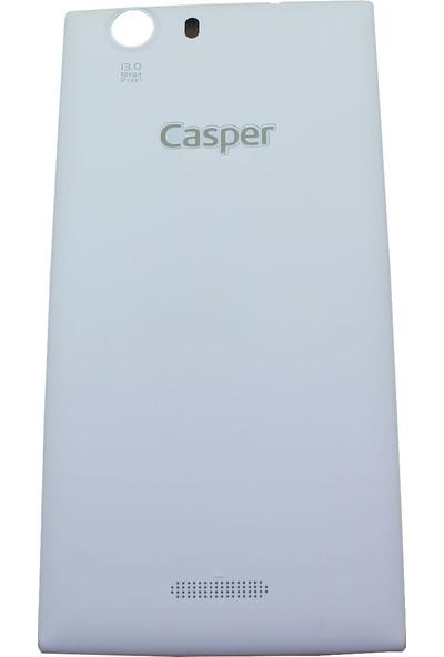 Casper Via V6X Arka Kapak Beyaz