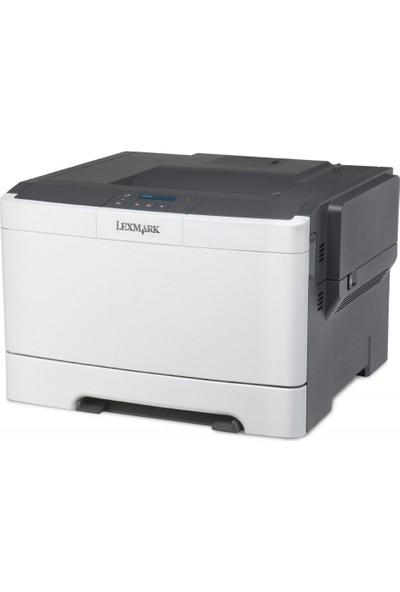 Lexmark CS317DN Laser Yazıcı 1.400 Sayfa Siyah 750 Sayfa Renkli Toner