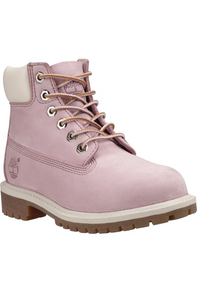Timberland Lavender 34992 M 6 In Classıc Boot Ftc Bot