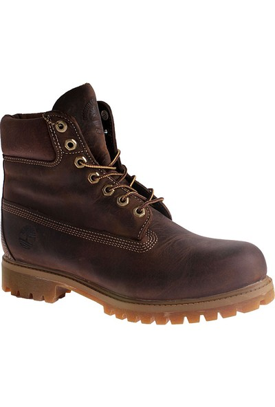 Timberland Brown 27097 W 6In Authentıc Bot