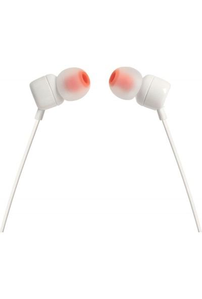JBL T110 Kulakiçi Kulaklık CT IE Beyaz