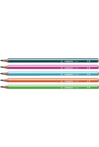 Stabılo Trio Thick Kurşun Kalem - Yeşil