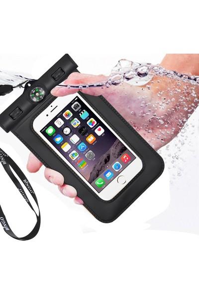 waterproof Pusulalı Su Geçirmez Universal Kılıf