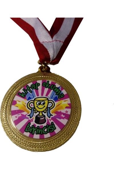 Beyazyıldızlar Madalya 10 Adet (Kitap Okuma Birincisi)