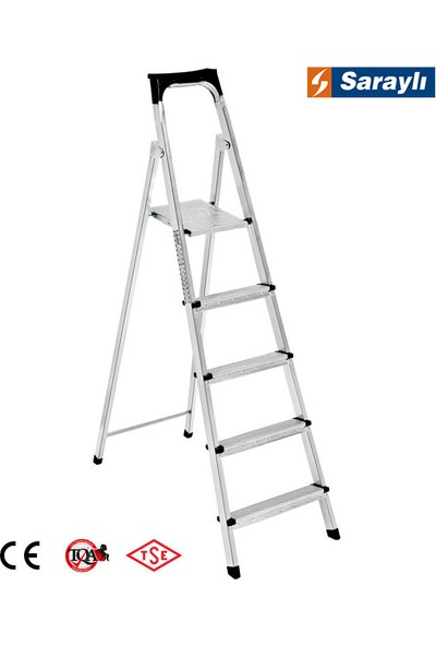 Saraylı Profil Merdiven (4+1) 5'li Jackson
