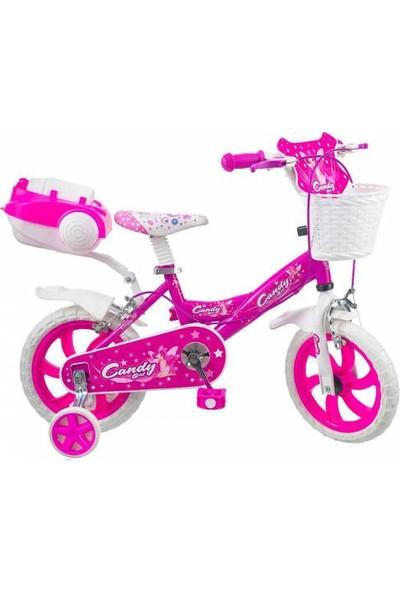 Afacan 14 Jant Çocuk Bisikleti 3-6 Yaş Arası Kız Bisikleti