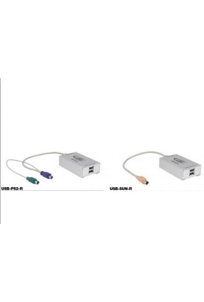 Ntı Usb Kvm Switch: 2, 4, 8, 16 And 32-Port Seçenekli