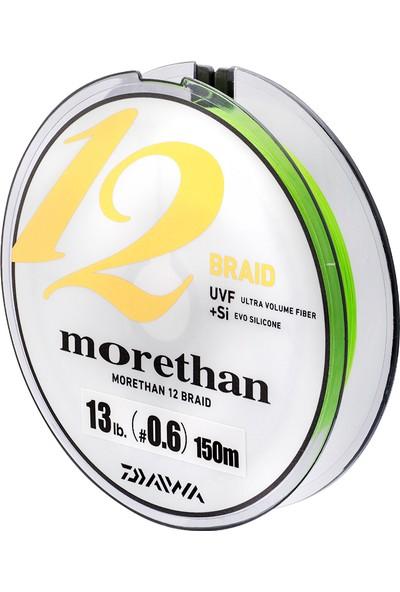 Daiwa Morethan 12 Braid 150m İp Misina