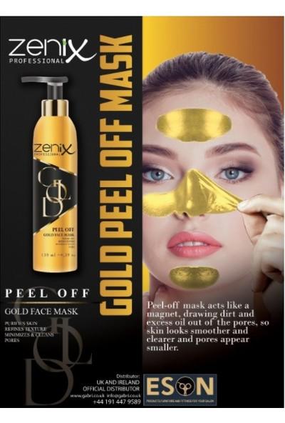 Zenix Peel Off Gold Face Mask 130 Ml Altın Maske