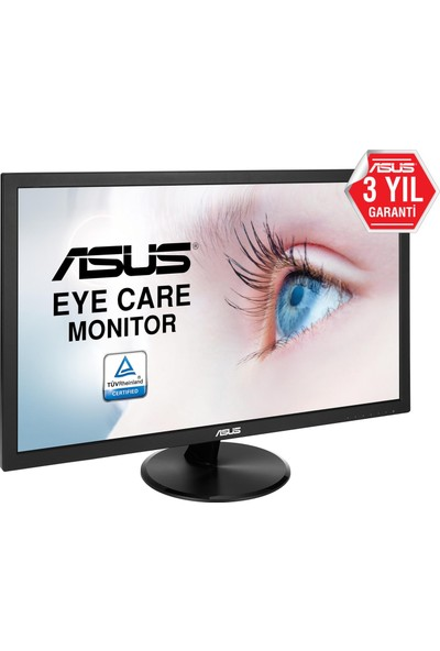 "Asus VP228DE 21.5"" 5ms (Analog) LED Monitör"