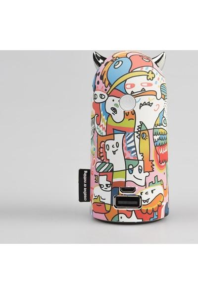 Emie Volt-Joyous 5200 mAh Taşınabilir Şarj Cihazı (Golden Pın Design Award) - S100
