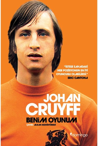 Johan Cruyff: Benim Oyunum - Johan Cruyff