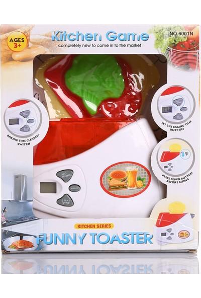 Bircan Oyuncak Pilli Ekmek Kızartma Makinesi