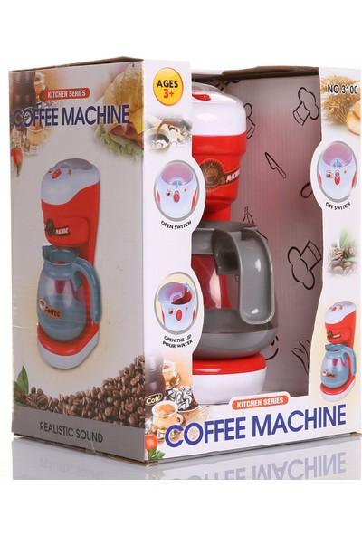 Bircan Oyuncak Pilli Kahve Makinesi